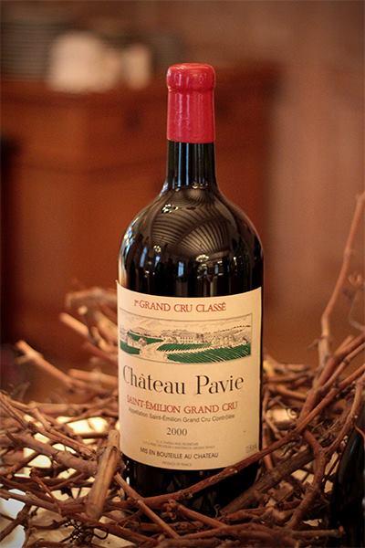 giá bán rượu vang chateau pavie