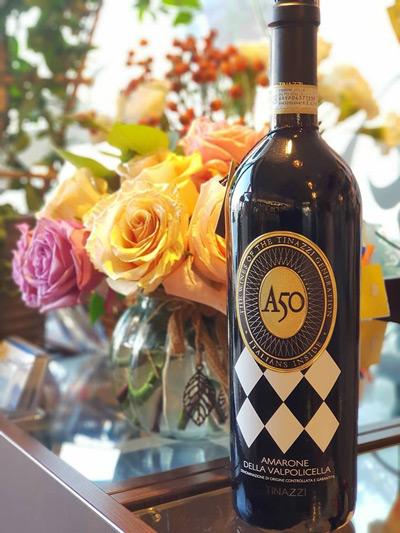 giới thiệu rượu vang A50