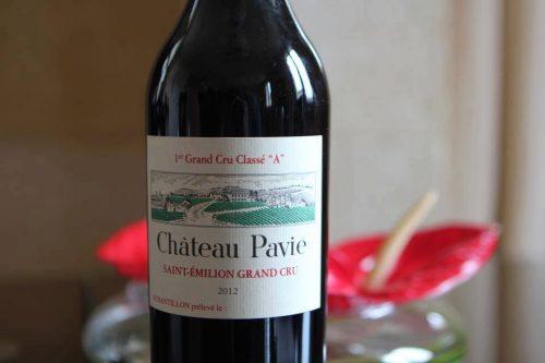 giới thiệu rượu vang chateau pavie