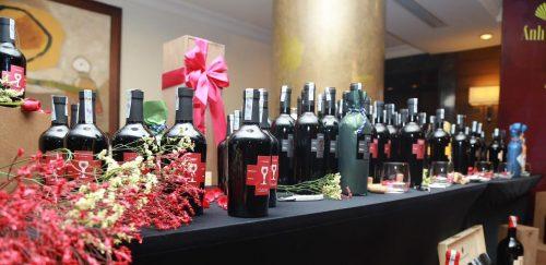 giới thiệu rượu vang Corimei 20 độ