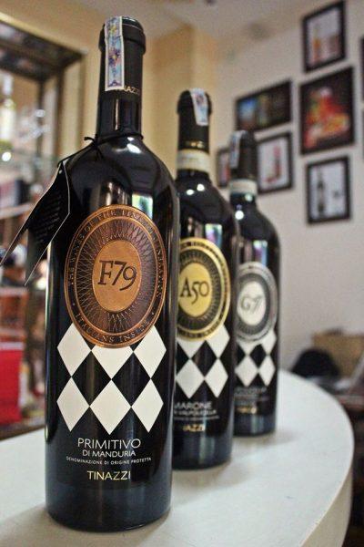 giới thiệu rượu vang f79