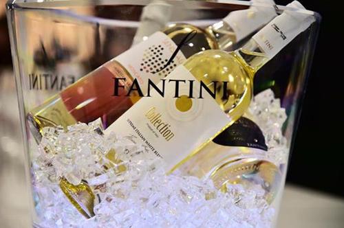 giới thiệu rượu vang Fantini Collection Supreme White