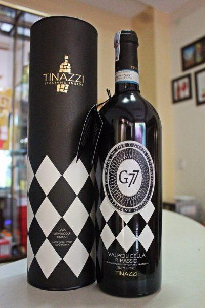 Giới thiệu rượu vang G77