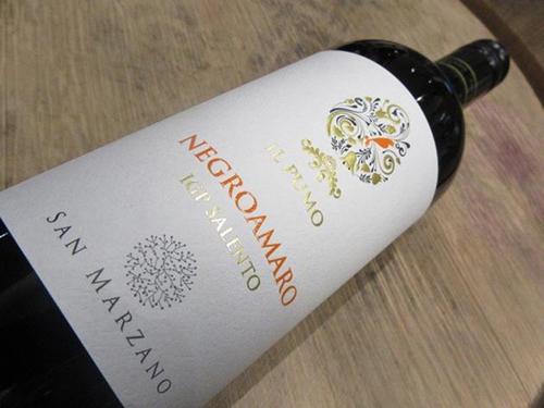 giới thiệu rượu vang il pumo