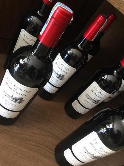 giới thiệu rượu vang les portes de bordeaux