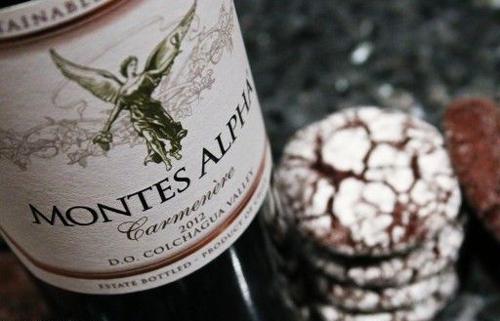 giới thiệu rượu vang Montes Alpha Carmenere