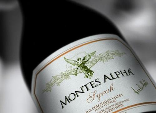 giới thiệu rượu vang Montes Alpha Syrah