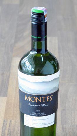 giới thiệu rượu vang Montes Limited Selection Chardonnay