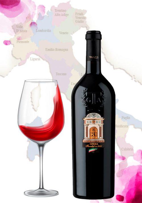 giới thiệu rượu vang n3 opera