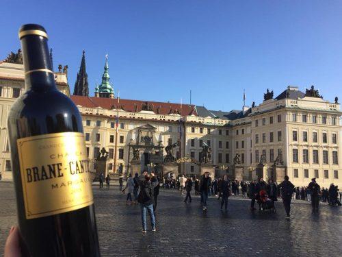 giới thiệu rượu vang Pháp Chateau Brane Cantenac