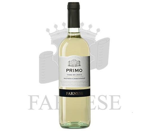giới thiệu rượu vang primo malvasia chardonnay