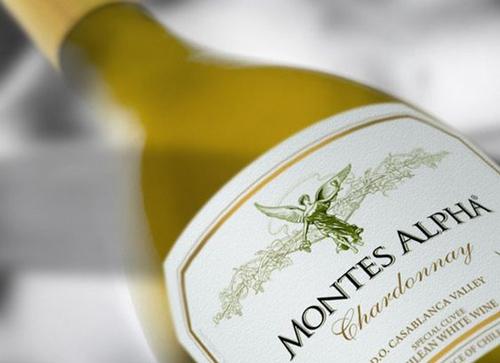giới thiệu sản phẩm Montes Alpha Chardonnay