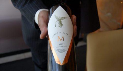 giới thiệu rượu vang Montes Alpha M