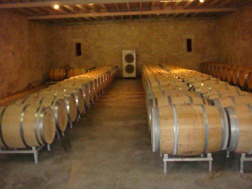quy trình làm rượu vang pháp Chateau Cote de Baleau