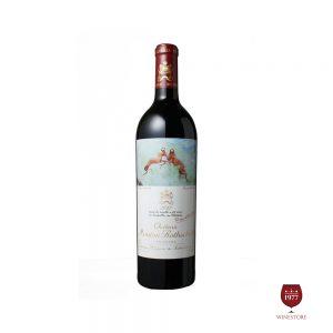 rượu vang Chateau-Mouton Rothschild-Pauillac 2012