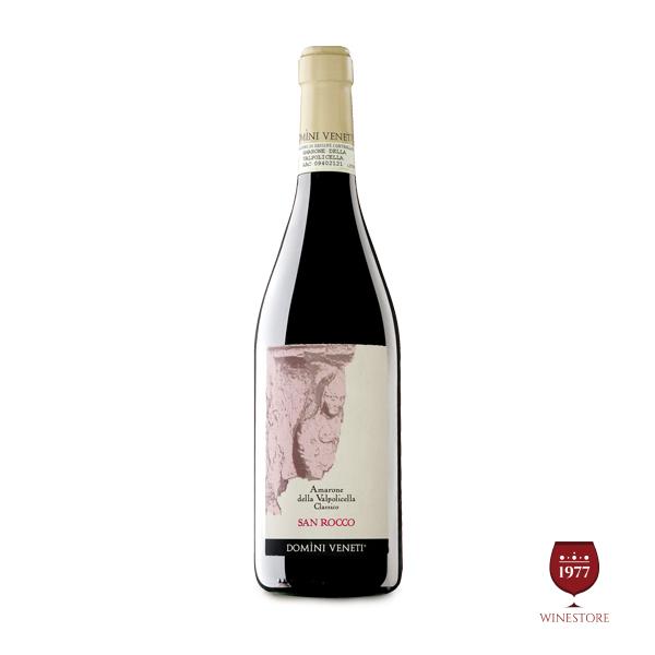 Rượu Vang Ý Cao Cấp Amarone San Rocco – Bộ 5 Sản Phẩm