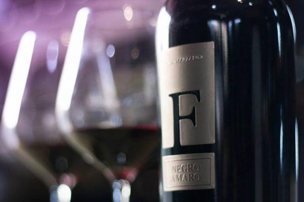 Rượu vang F Negroamaro Cao Cấp 2