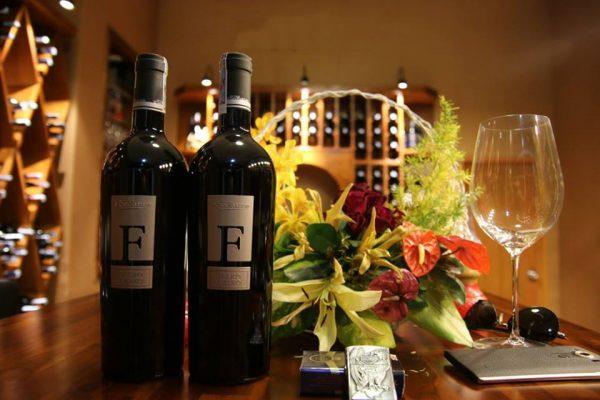 Rượu vang F Negroamaro Cao Cấp 4