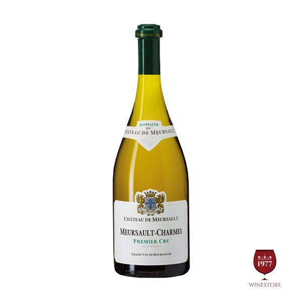 Rượu Vang Meursault Charmes 2013 Chardonnay – Vang Pháp Cao Cấp