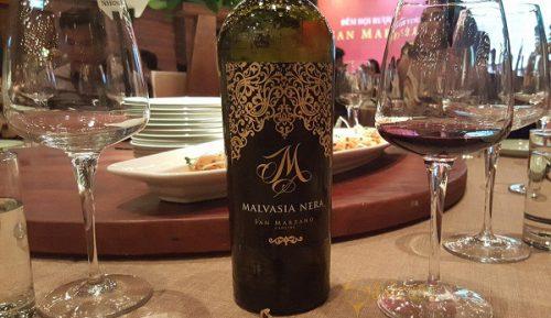 rượu vang Ý M Malvasia Nera