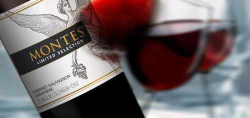 sản xuất Montes Limited Selection Cabernet Sauvignon Carmenere