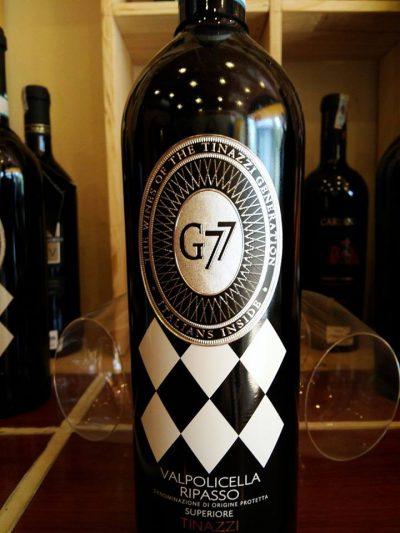 sản xuất rượu vang Ý G77