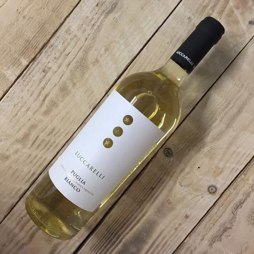 sản xuất rượu vang Ý Luccarelli Bianco