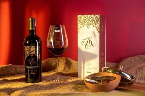 thông tin về rượu vang ý M Limited