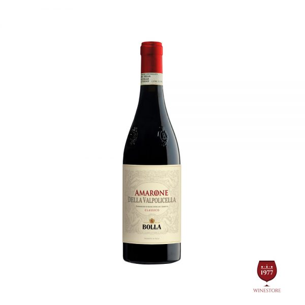 Rượu Vang Ý Cao Cấp Amarone Valpolicella DOC Classico