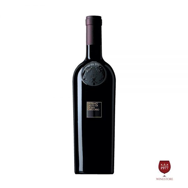 Rượu Vang Feudi Di San Gregorio Patrimo – Vang Ý Cao Cấp