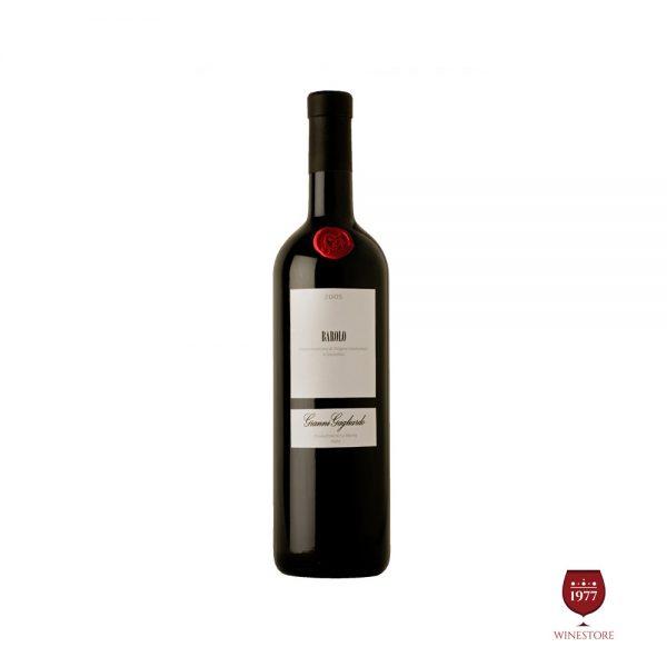 Rượu Vang Gianni Gagliardo Barolo – Vang Ý Chính Hãng