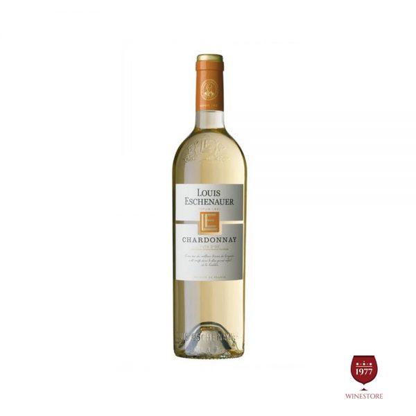 Rượu Vang Louis Eschanuer Chardonnay Sauvignon Blanc – Vang Pháp