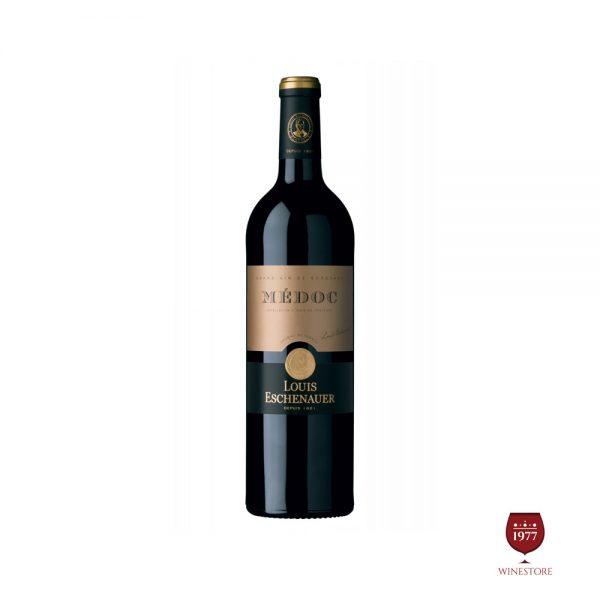 Rượu Vang Louis Eschenauer Medoc – Mua Vang Pháp Giá Tốt