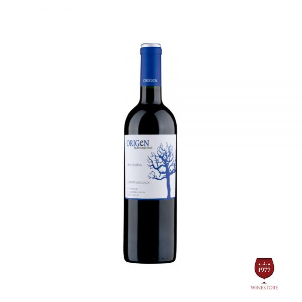 Rượu Vang Origen Gran ReservaCabernet Sauvignon – Vang Đỏ Chile