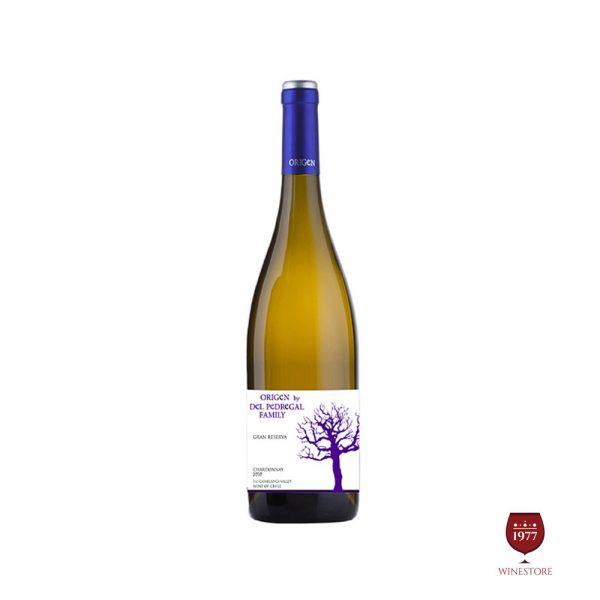 Rượu Vang Origen Gran Reserva Chardonnay – Mua Vang Chile Giá Tốt