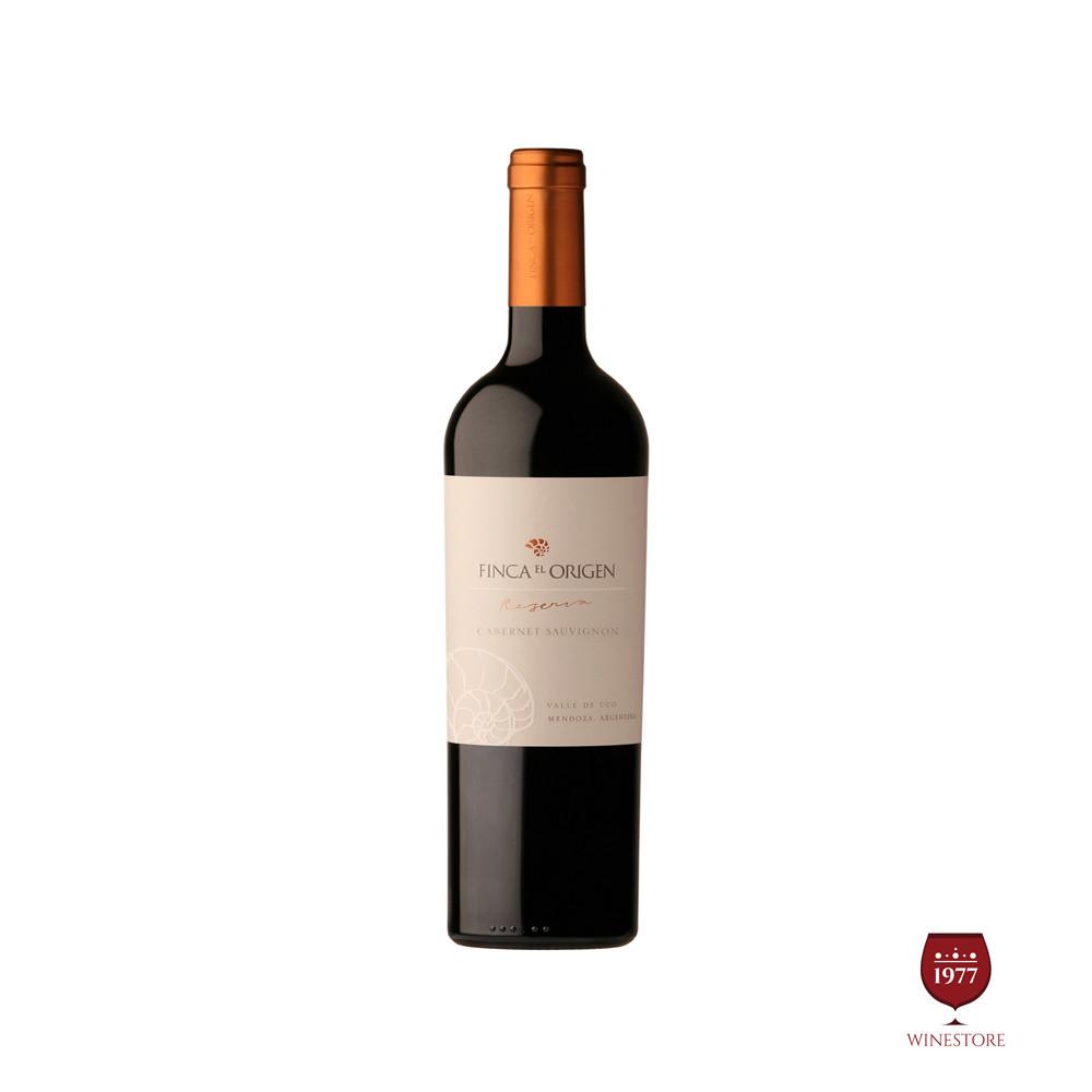 Rượu Vang Chile Origen Reserva Cabernet Sauvignon