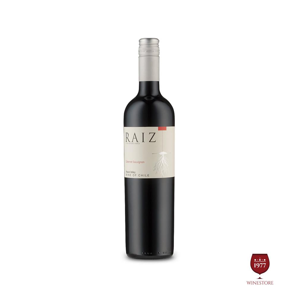 Rượu Vang Chile Raiz Classico Cabernet Sauvignon
