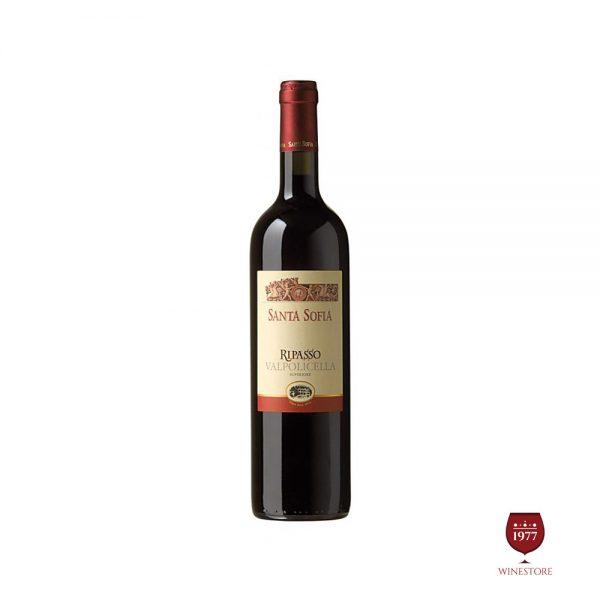 Rượu Vang Santa Sofia Ripasso Superiore – Vang Ý Giá Tốt