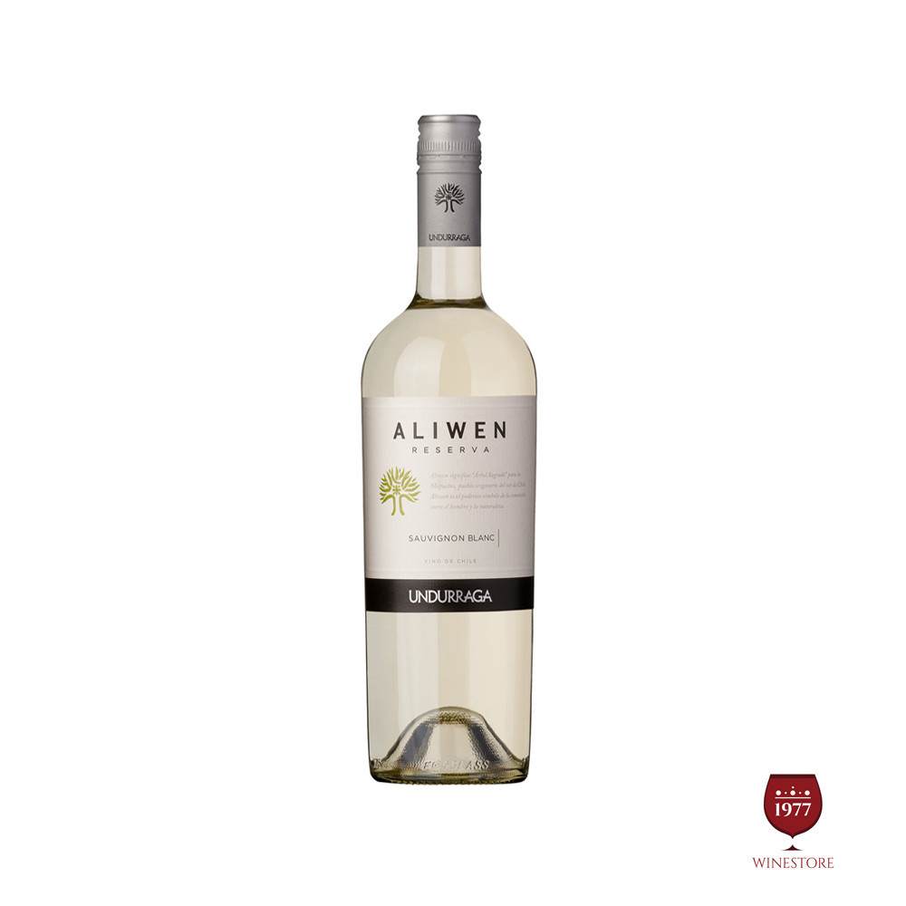 Rượu Vang Chile Undurraga Aliwen Chardonnay Sauvignon Blanc