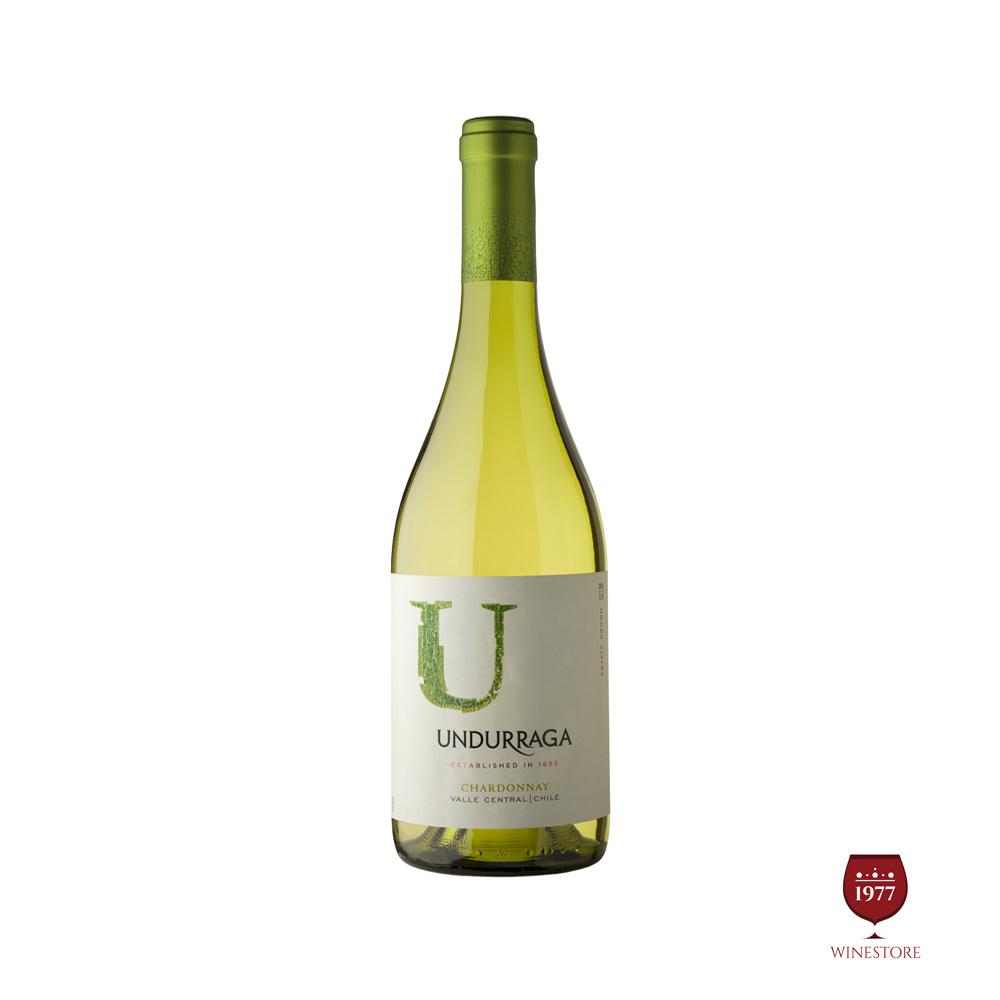 Rượu Vang Chile Undurraga Chardonnay