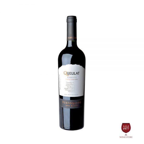 Rượu Vang Ventisquero Queulat Cabernet Sauvignon Carmenere Merlot