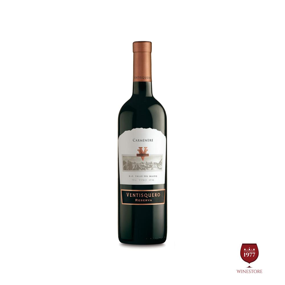 Rượu Vang Chile Ventisquero Reserva Carmenere Cabernet Sauvignon Merlot