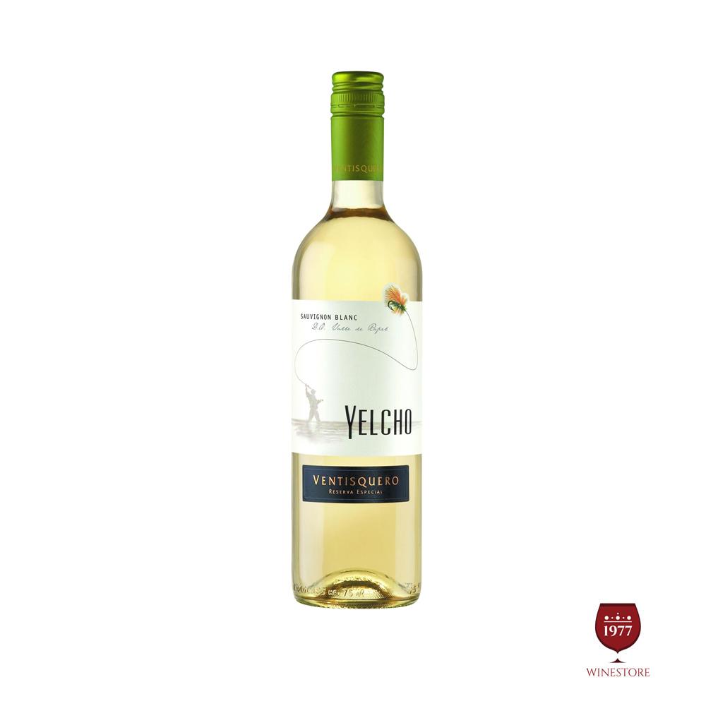 Rượu Vang Chile Ventisquero Yelcho Sauvignon Blanc
