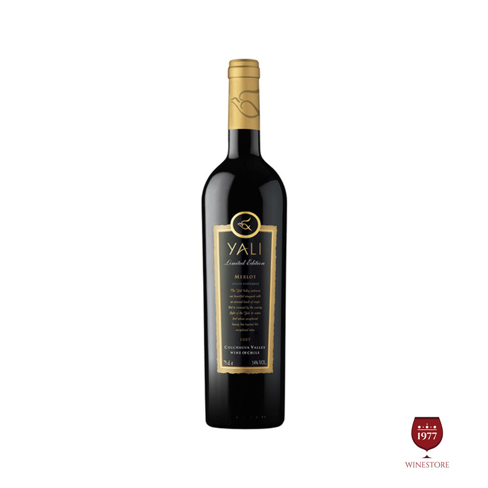 Rượu Vang Chile Yali Limited Cabernet Sauvignon