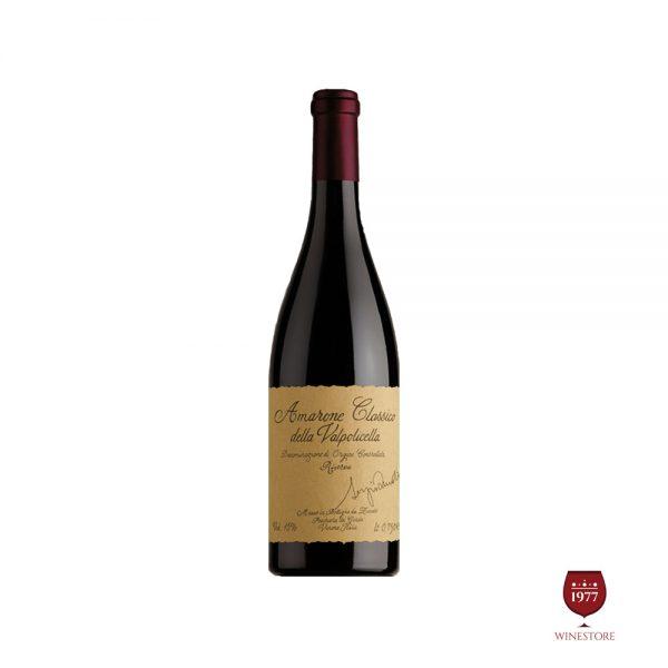 Rượu Vang Ý Zenato Amarone Della Valpolicella Sergio Riserva