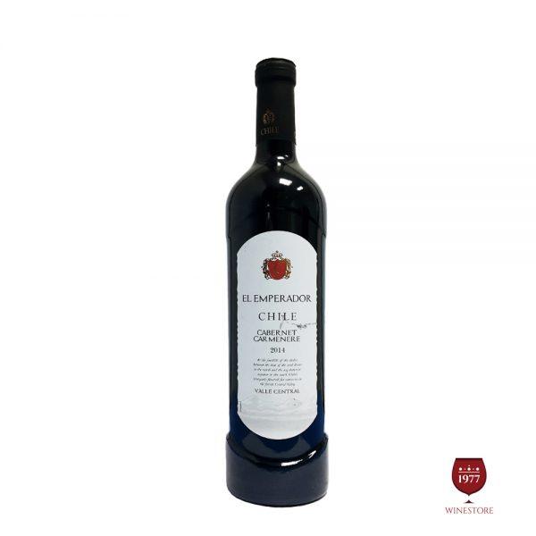 Rượu Vang EL Emperador Cabernet Carmenere – Vang Chile Rẻ Ngon