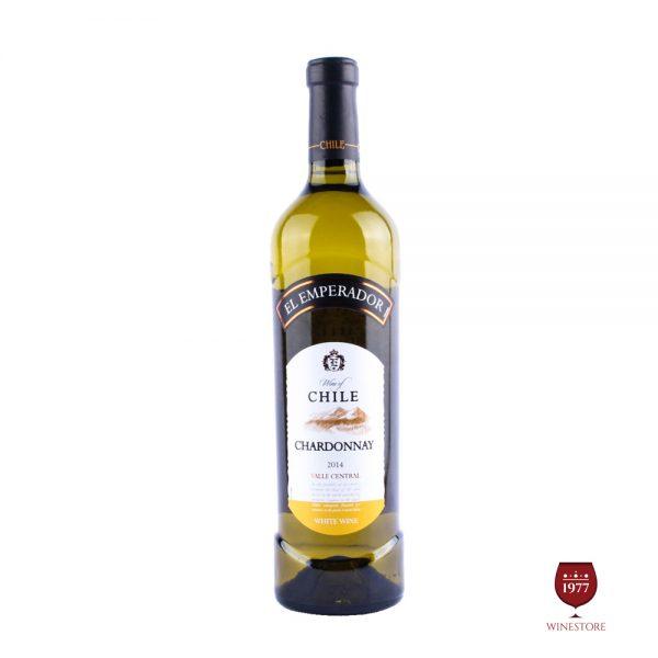 Rượu Vang Chile EL Emperador Chardonnay