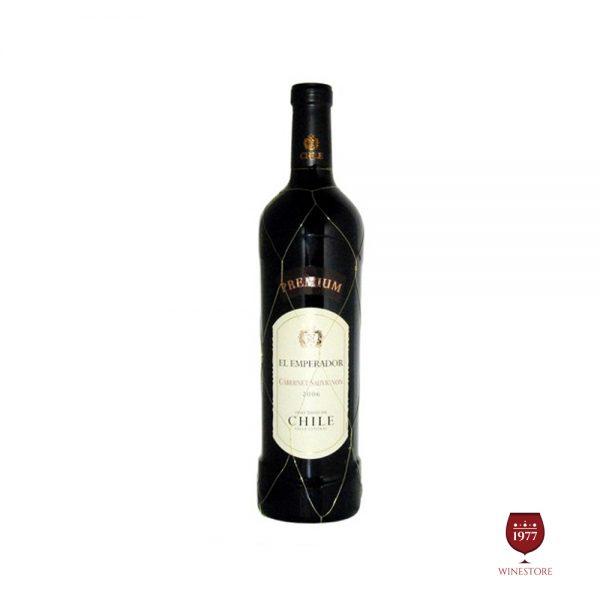Rượu Vang Chile EL Emperador Premium