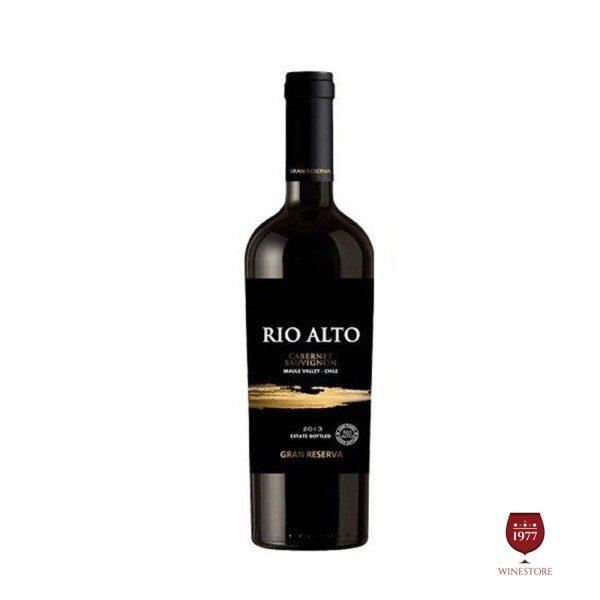 Rượu Vang Chile Rio Alto Gran Reserva Cabernet Sauvignon