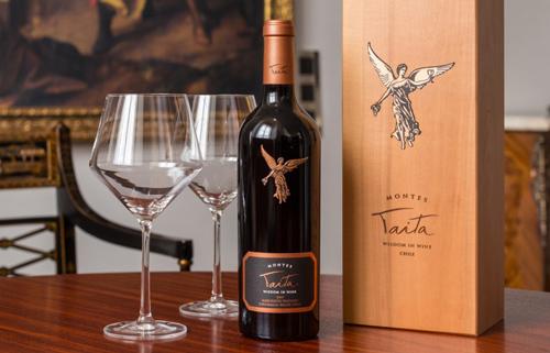 giới thiệu rượu vang montes taita cabernet sauvignon
